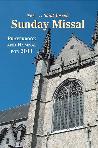 9780899426471: St. Joseph Sunday Missal and Hymnal for 2011