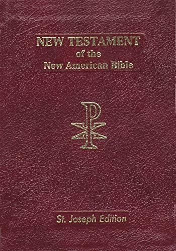 9780899426518: New American New Testament Bible (St. Joseph)