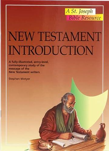 9780899426525: New Testament Introduction (St. Joseph Bible Resource)