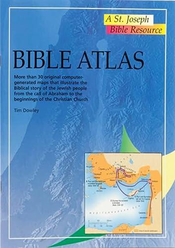 9780899426549: Bible Atlas (St. Joseph Bible Resource)