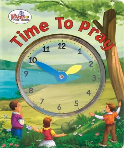 9780899426594: Time to Pray (St. Joseph Clock Book)