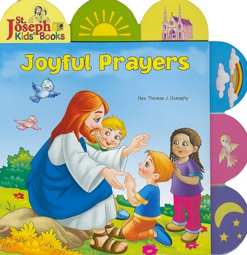 9780899426631: Joyful Prayers (St. Joseph Board Books)