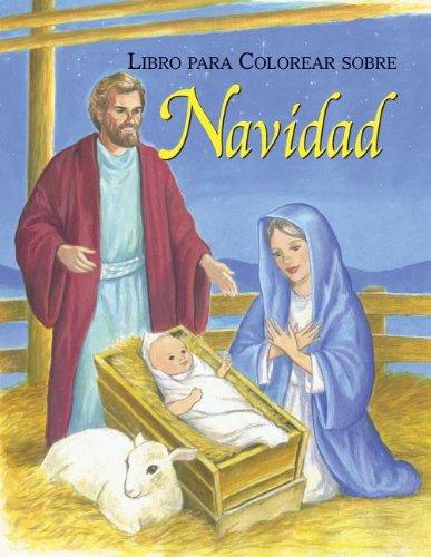 9780899426648: Navidad Coloring Book (St. Joseph Coloring Books)