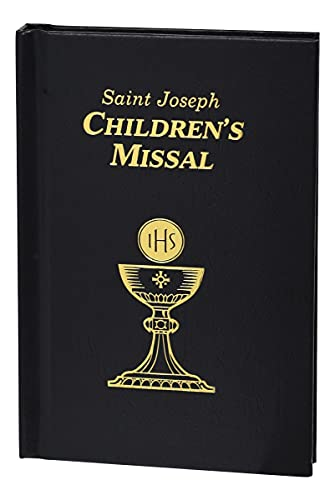 9780899428062: Saint Joseph Children's Missal