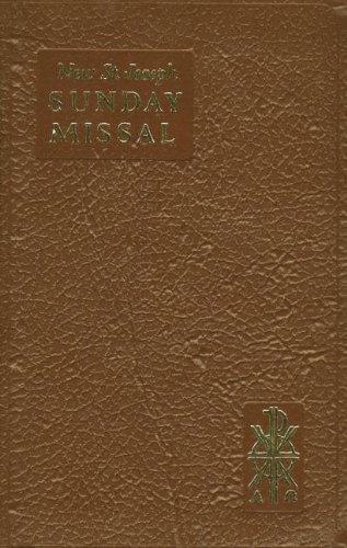 9780899428178: Sunday Missal