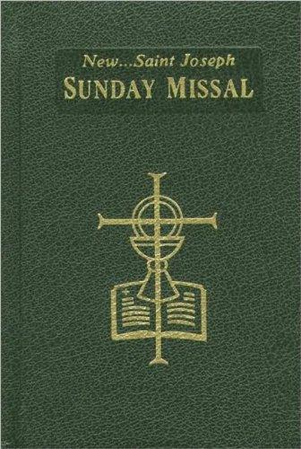 9780899428192: Sunday Missal