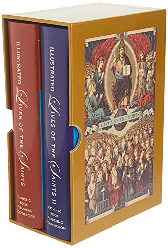 9780899429496: Illustrated Lives of the Saints Boxed Set: Includes 860/22 and 865/22