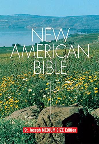 9780899429502: New American Bible, St. Joseph Medium Size Edition