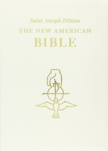 9780899429724: Saint Joseph Edition of the New American Bible