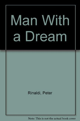 9780899440354: Man With a Dream