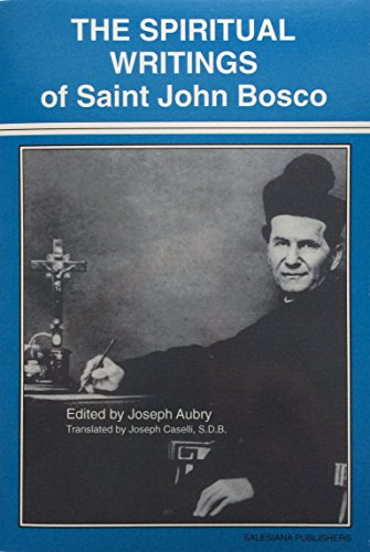 9780899440491: Spiritual Writings of Saint John Bosco (English and Italian Edition)
