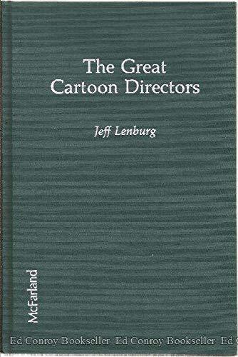 9780899500362: The Great Cartoon Directors