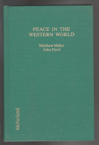 9780899501208: Peace in the Western World