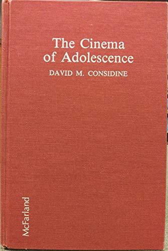 9780899501239: The Cinema of Adolescence