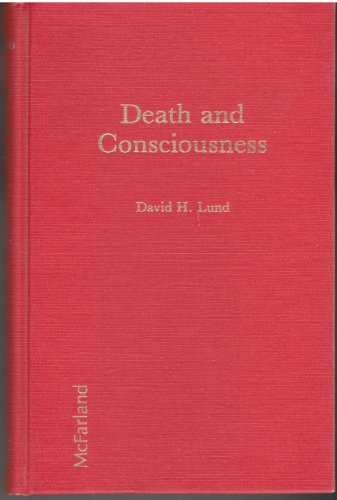 9780899501406: Death and Consciousness