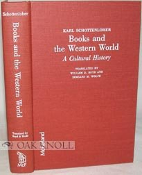 9780899503448: Books and the Western World: A Cultural History