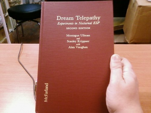 9780899503493: Dream Telepathy: Experiments in Nocturnal E.S.P.