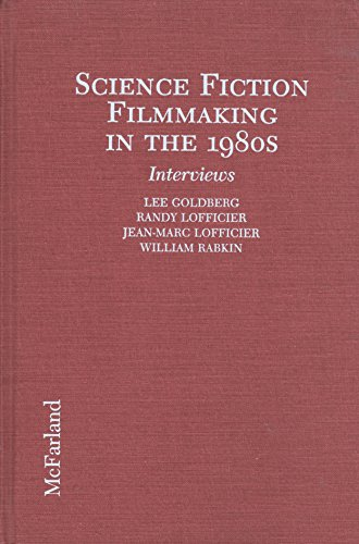 9780899509181: Science Fiction Filmmaking in the 1980s: Interviews With Actors, Directors, Producers and Writers