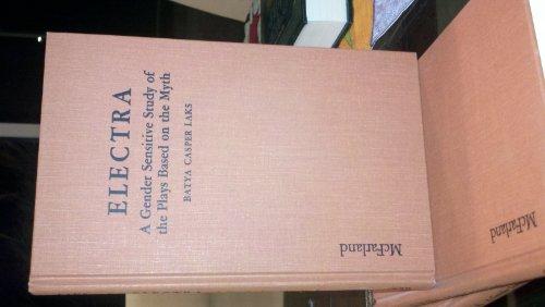 ELECTRA: A Gender Sensitive Study of the: Laks, Batya