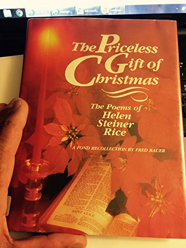 The Pricelss Gift: The Poems of Helen Steiner Rice (089952060X) by Rice, Helen Steiner