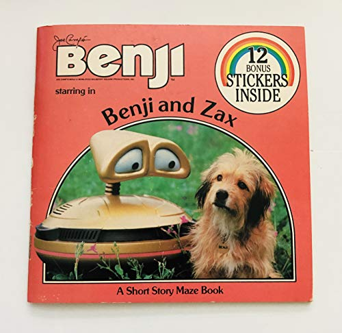 Joe Camp's Benji Starring in Benji and: Antioch Publishing Editors