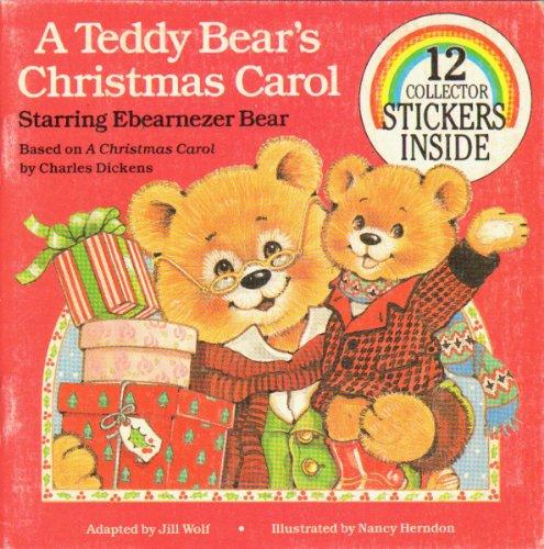 Teddy Bears Christmas Carol: Jill Wolf