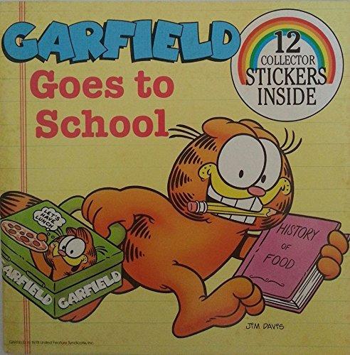 Garfield goes to school: Davis, Jim