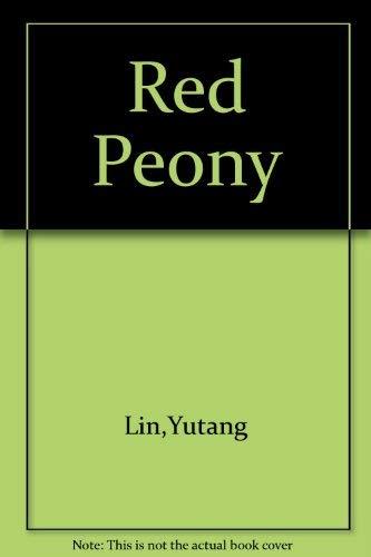 9780899551944: Red Peony