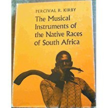 9780899555089: The Musical Instruments of the Native Races of South Africa