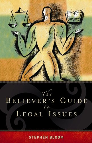 9780899570310: The Believer's Guide to Legal Issues
