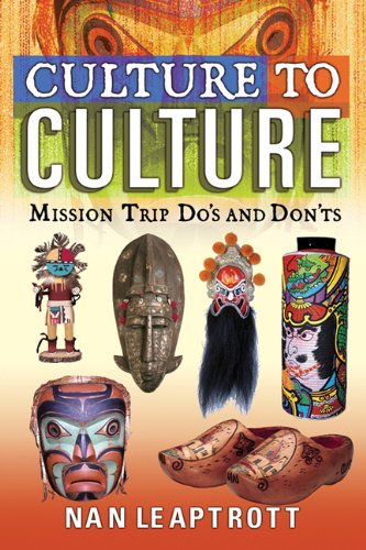 9780899571560: Culture to Culture: Mission Trip Do's & Don'ts