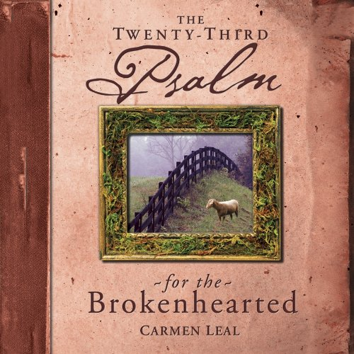 9780899571607: The Twenty-Third Psalm for the Brokenhearted