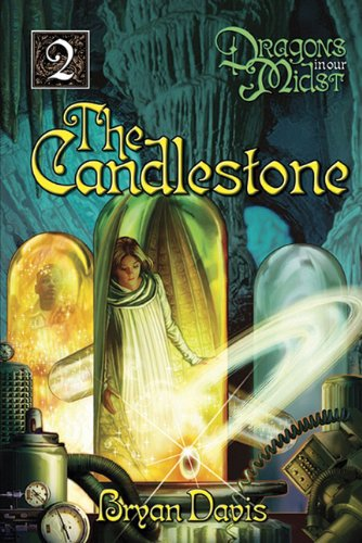 The Candlestone: 2 (Dragons in Our Midst): Davis, Bryan