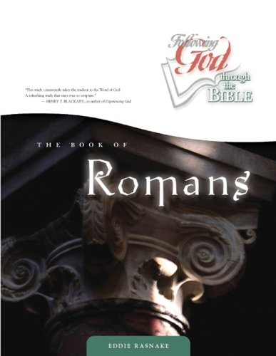 9780899573342: The Book of Romans (Following God Through the Bible Series)