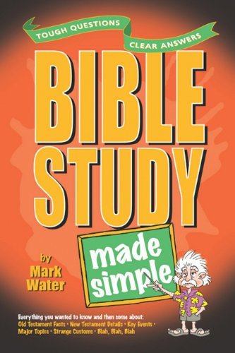 9780899574288: Bible Study Made Simple (Made Simple Series)