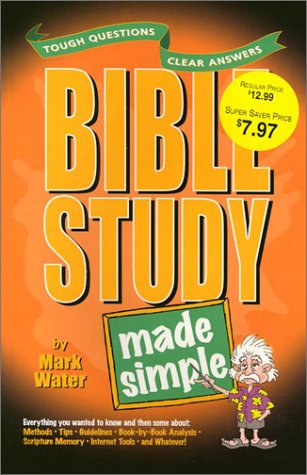 9780899574349: Bible Study Made Simple (Made Simple (Amg))