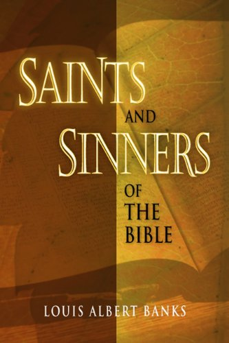 9780899576367: Saints and Sinners of the Bible