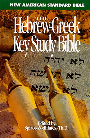 Hebrew Greek Key Word Study Bible: John R. Kohlenberger, Spiros Zodhiates