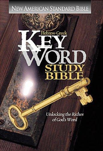 9780899576909: Hebrew-Greek Key Word Study Bible: New American Standard Bible