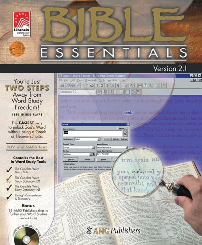 9780899577289: AMG Bible Essentials 2.1