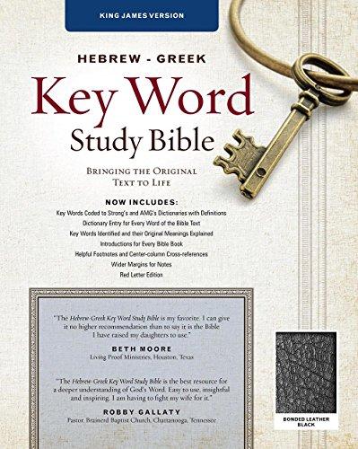 9780899577463: Hebrew-Greek Key Word Study Bible-KJV