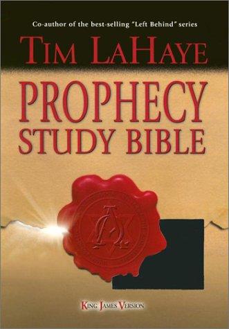 9780899578514: Prophecy Study Bible-KJV