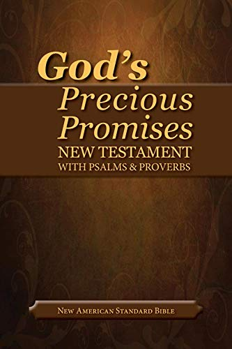God's Precious Promises New Testament: New American: AMG Publishers