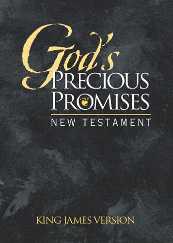 God's Precious Promises New Testament: KJV Edition: AMG Publishers