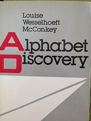 Alphabet Discovery: Louise W. McConkey