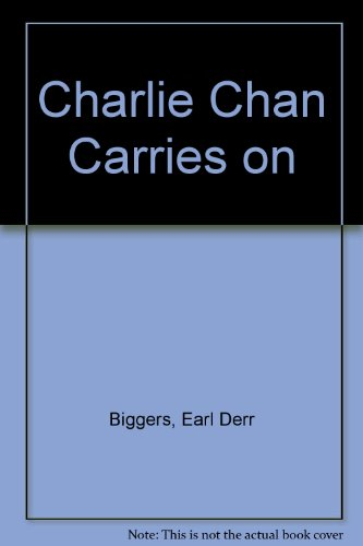 9780899660738: Charlie Chan Carries on