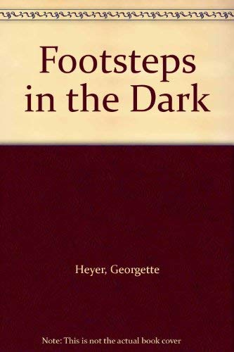 9780899661223: Footsteps in the Dark: A Novel of Mystery