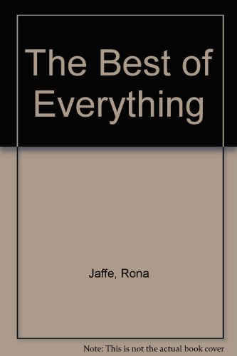 9780899661308: The Best of Everything