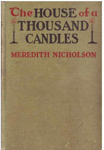 9780899661421: The House of a Thousand Candles