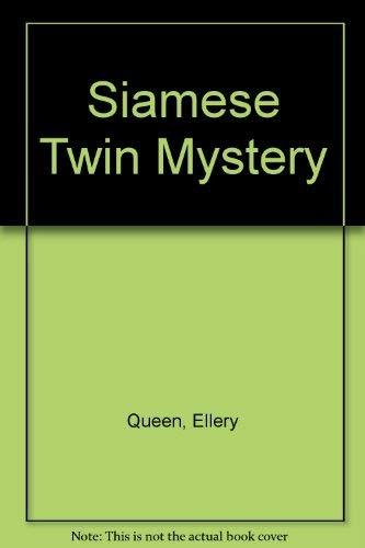 9780899661452: Siamese Twin Mystery